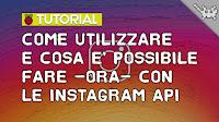 Come Utilizzare Le API Instagram via Python per BOT/APP Sul Raspberry Pi Zero!