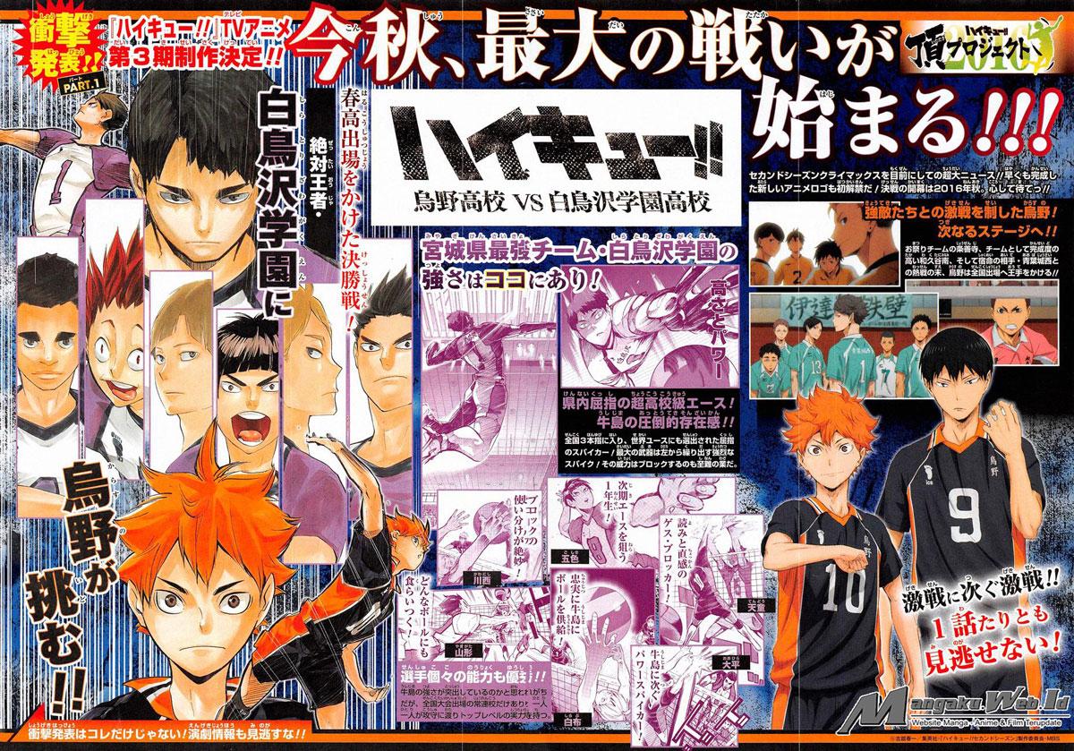 Haikyuu Chapter 198-4