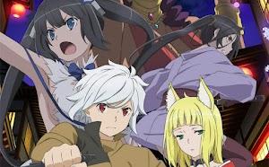 Dungeon ni Deai wo Motomeru no wa Machigatteiru Darou ka II 06/12 [Sub-Español][MEGA-MF-GD][HD-FullHD][Online]