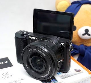 Jual Sony Alpha a5100 Mirrorless 2nd