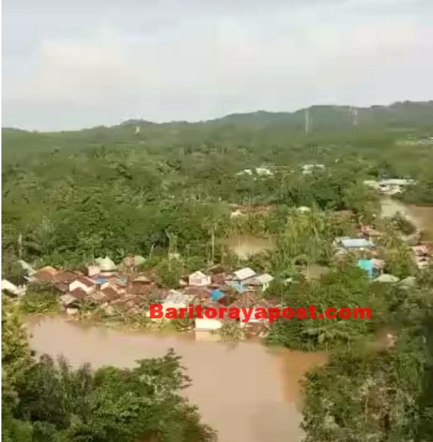 Catatan Banjir Kalsel: Paling Dahsyat Sepanjang Sejarah (1)