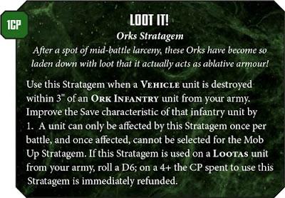 Estratagemas Códex Orkos