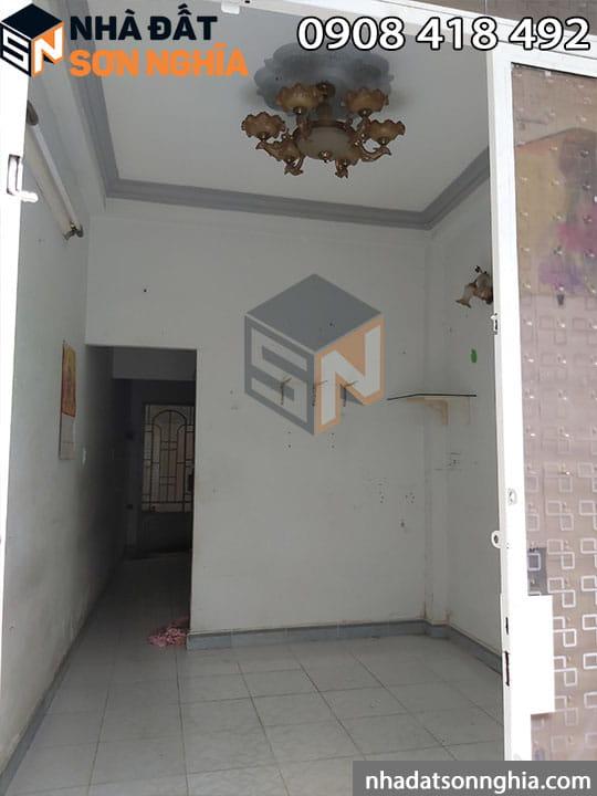 Bán nhà Gò Vấp 3x10m
