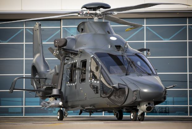 Airbus H160M Guepard helicopter