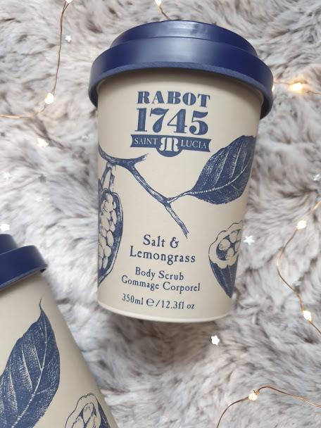 rabot 1745 coffee scrubs