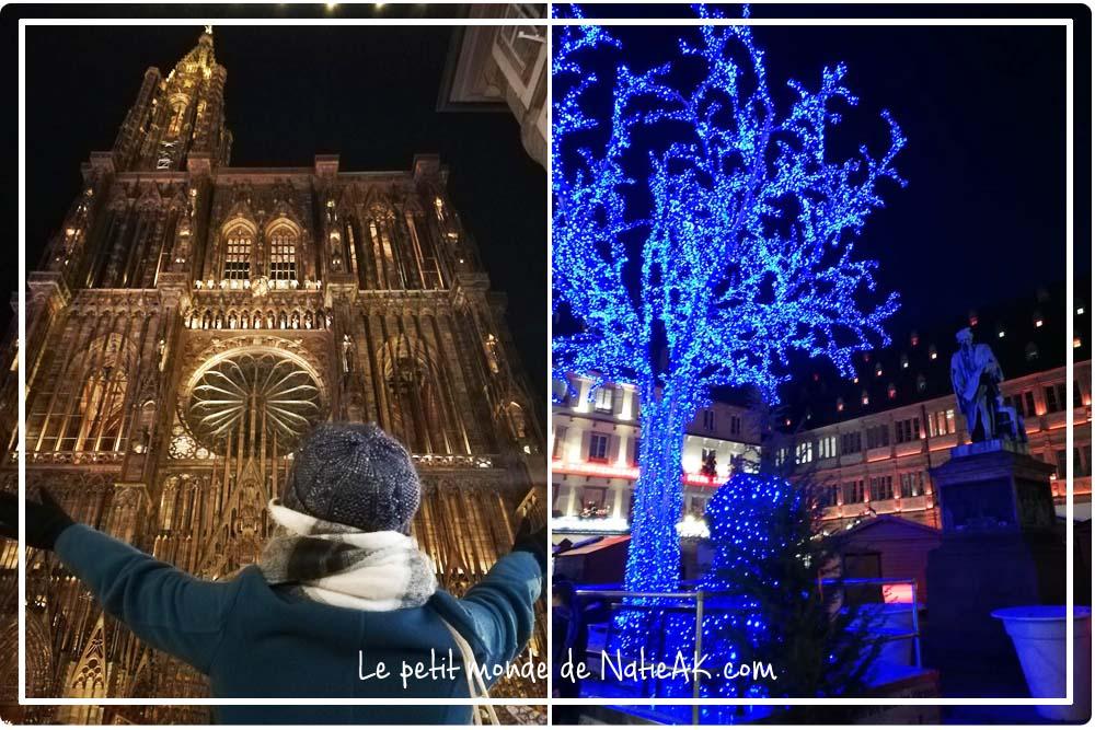 féérie de noel Strasbourg