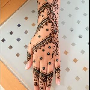 Designer Mehndi