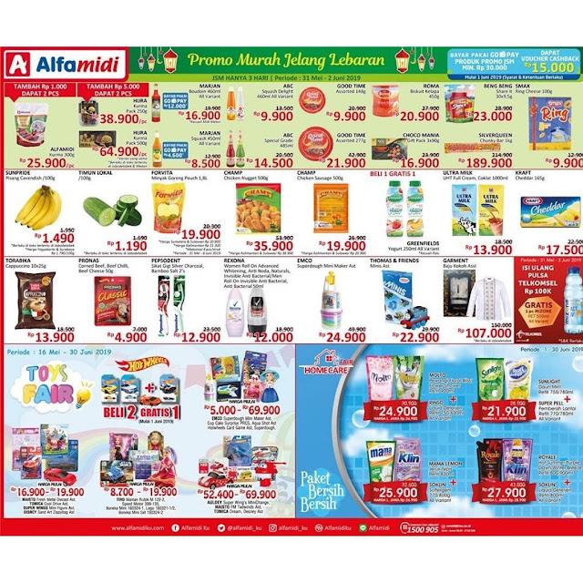 #Alfamidi - #Promo #Katalog JSM Periode 31 Mei - 02 Juni 2019