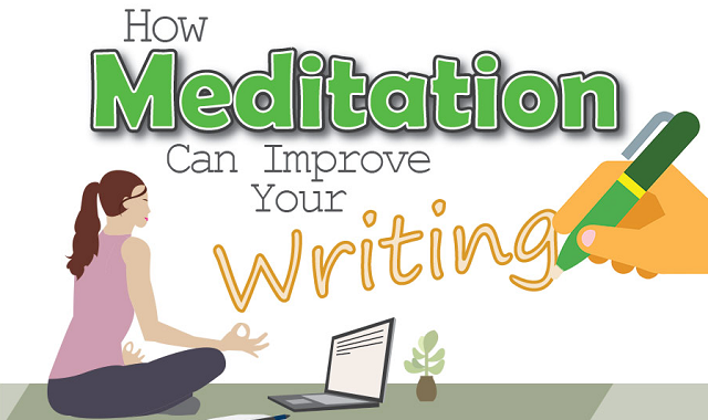 Impressive effects of Meditation on your writing