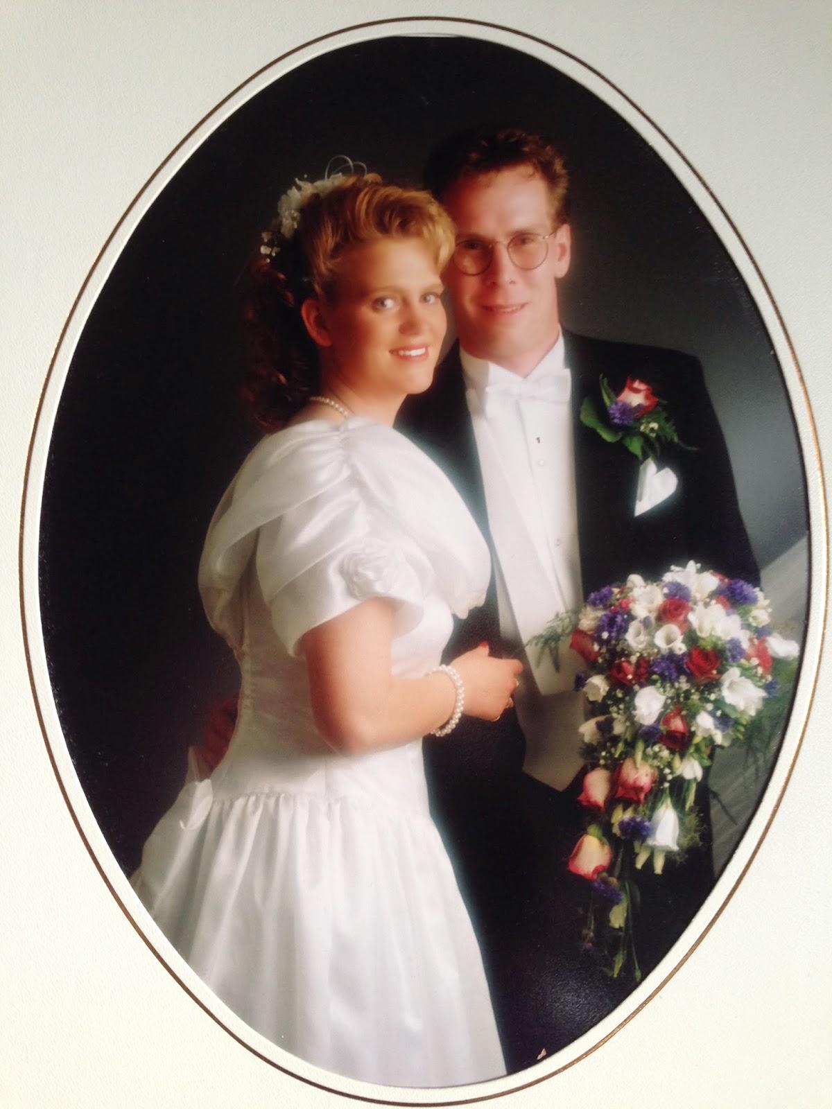 20 år bröllop Mitt i livet..: 20 årig Bröllopsdag! 20 år bröllop