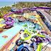 Parques de diversão reabrem no interior com regras rígidas