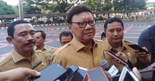Menteri Tjahjo Kumolo Sebut Tenaga Honorer Jadi 'Beban' Pemerintah Pusat