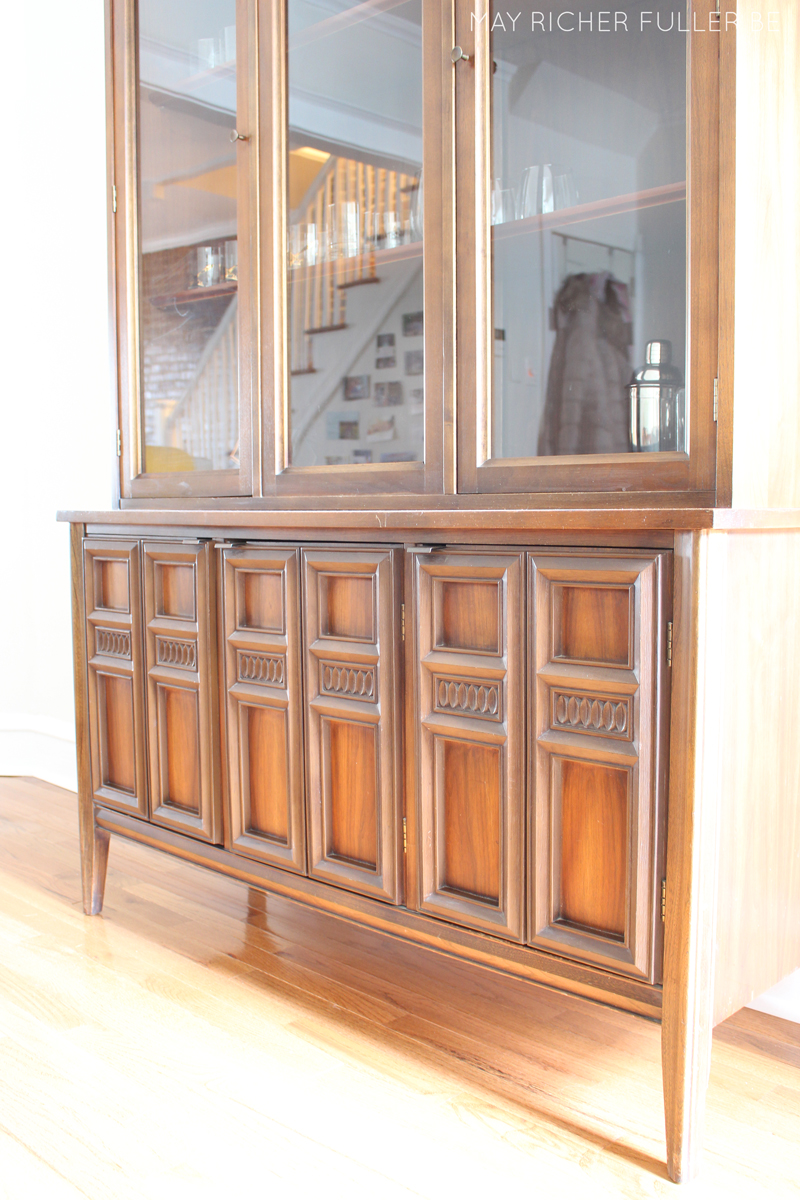 China Hutch For The Dining Room