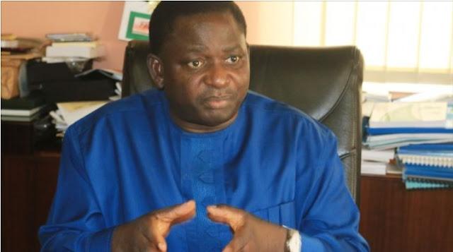 Gov Umahi was already with APC before dumping PDP, Buhari's aide reveals