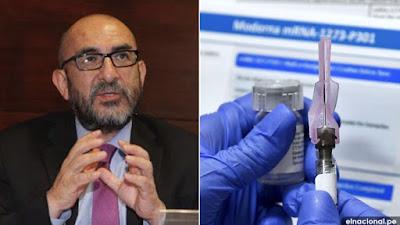 Doctor Elmer Huerta se ofrece voluntario para probar la vacuna de EEUU