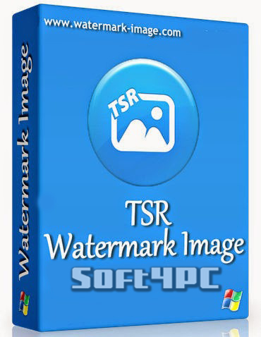 TSR Watermark Image Software 3.5.1.6 + Portable