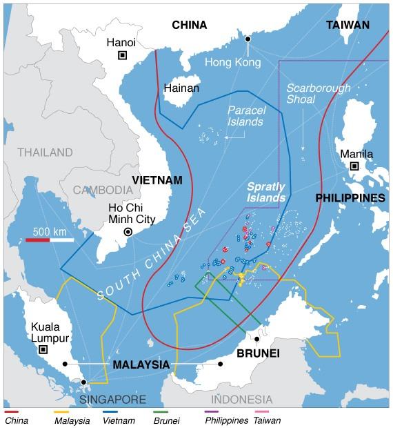 Bí mật Biển Đông - sự sống còn của Việt Nam