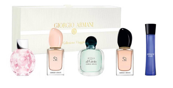 Giorgio Armani MINIATURES SET Seturi parfumuri 27ml