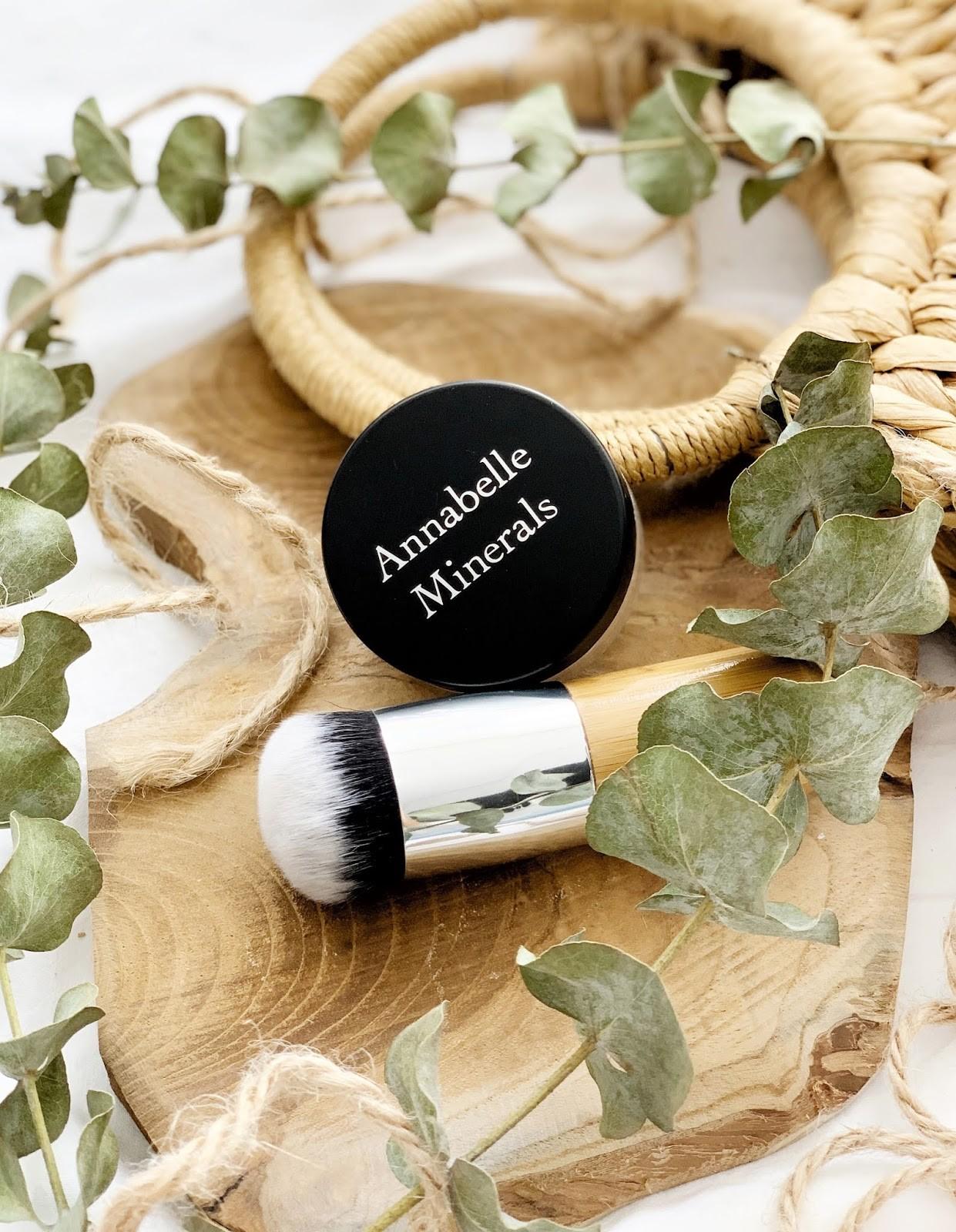 Podkład matujący Annabelle Minerals - recenzja