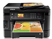 Epson WorkForce WF-3530 Driver Download - Windows, Mac