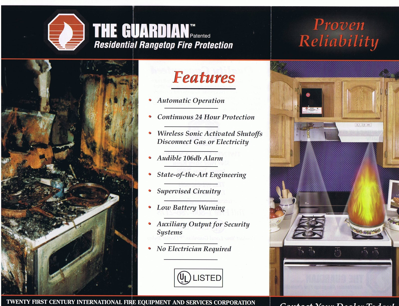 Residential Kitchen Hood Fire Suppression System Aid Pro 600  Wow Blog