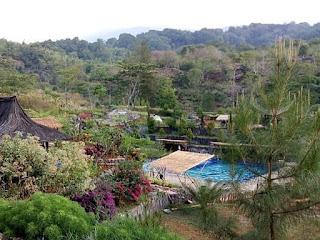 Desa wisata Cibuntu Kuningan