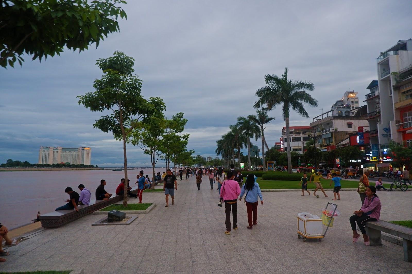 mekong riverside phnom penh