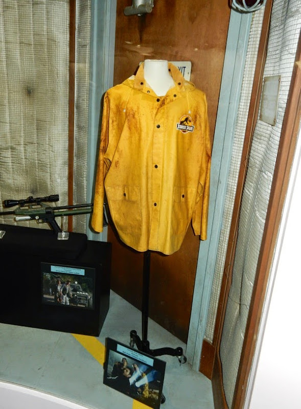 Original Jurassic Park 1993 raincoat