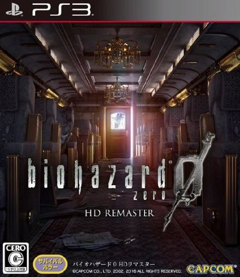 Resident Evil 0 HD Remaster all dlc ps3 full iso Archives - Download