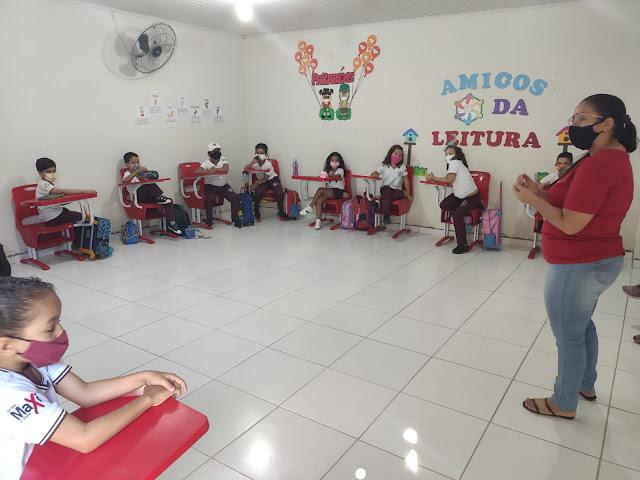 Educandário Êxito em Caraúbas realiza sua 11ª edição da Semana da Família na Escola