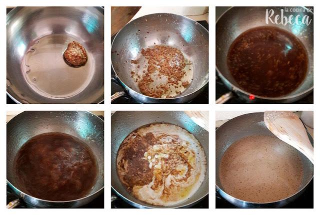 Receta de secreto ibérico con salsa de mostaza: la salsa