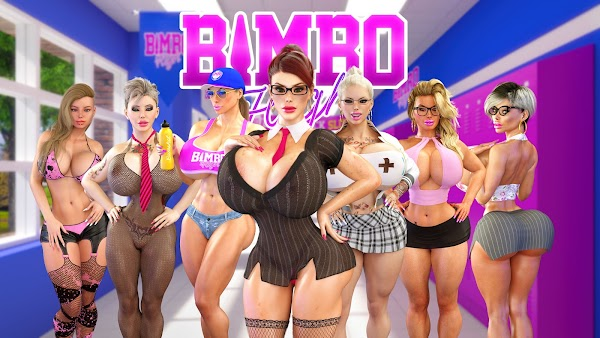 Bimbo High [v0.31a] P1NUPS Games