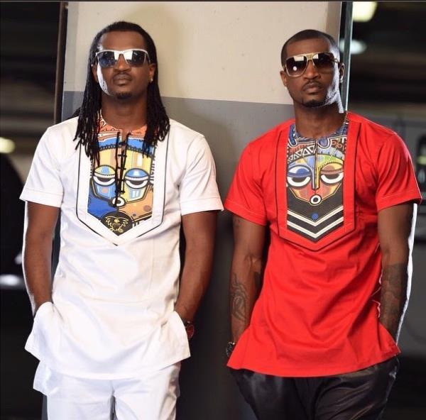 Peter Okoye's response to fan who asked if he's gone solo again
