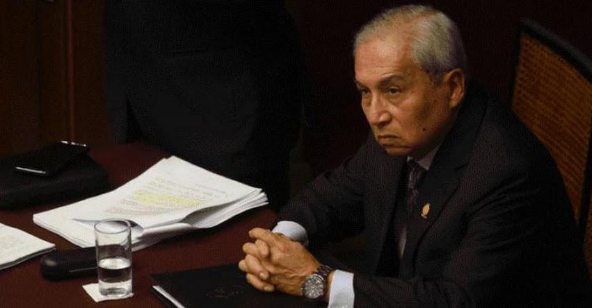 MISIÓN CUMPLIDA: Con votos del Fujimorismo y el Apra recomendaron no destituir a Pedro Chávarry del Ministerio Público
