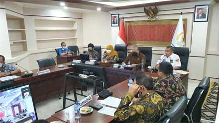 Ketua DPD RI Tengahi Polemik Investasi di Teluk Lamong