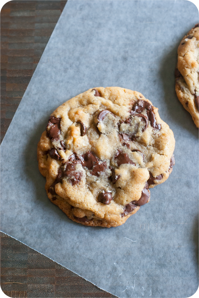 Big-Batch Jacques Torres Chocolate Chip Cookies