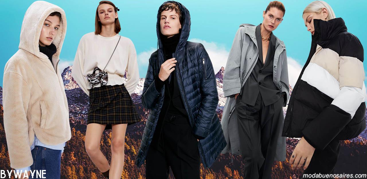 Moda otoño invierno 2020 Zara.
