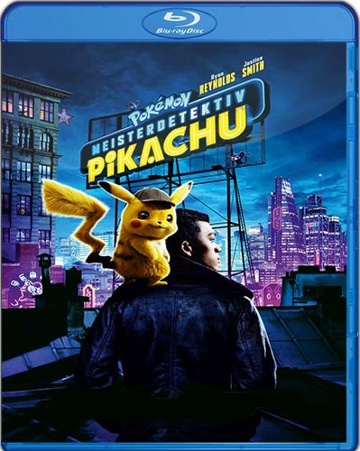 Pokémon Detective Pikachu [2019] [BD25] [Latino]