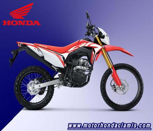 Tempat Kredit Motor Honda CRF 150 Ciamis