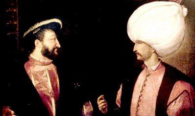 Ottoman wintering in Toulon