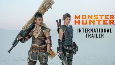 Monster Hunter 2021 Hindi Tamil Eng Movie Download