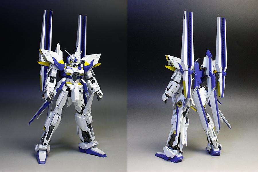 HGUC 1/144 Gundam Delta Kai Painted Build