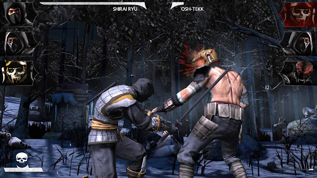 Mortal Kombat X Apk Download
