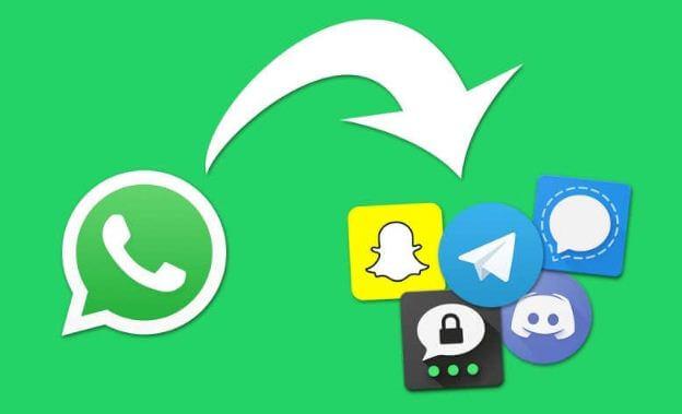 أفضل, التطبيقات, البديلة, لـ واتساب