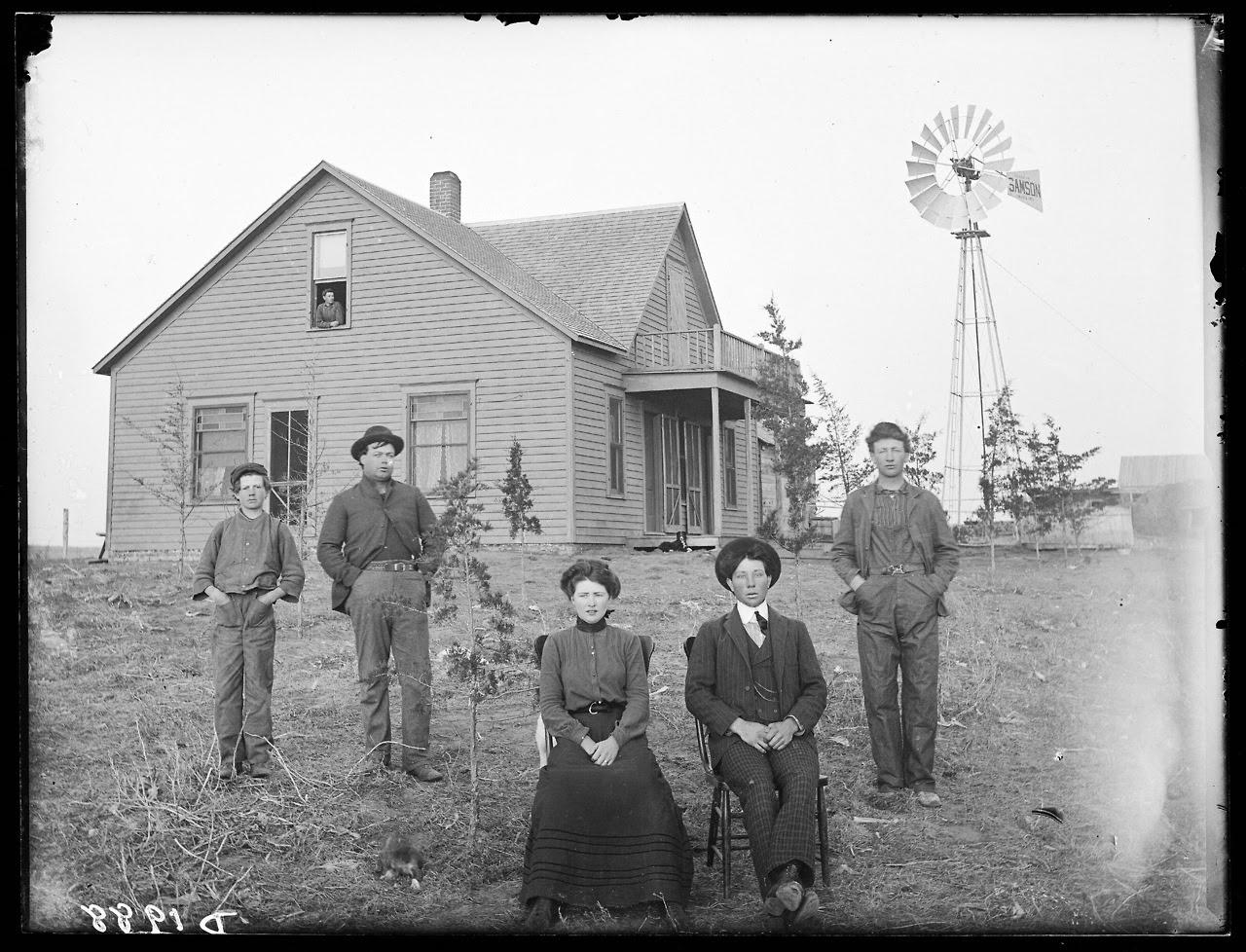 Old Photos Of Nebraska Ca 1890s Vintage Everyday