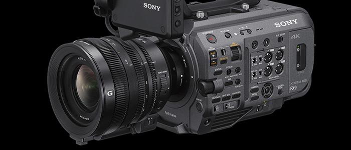 Кинокамера Sony FX9