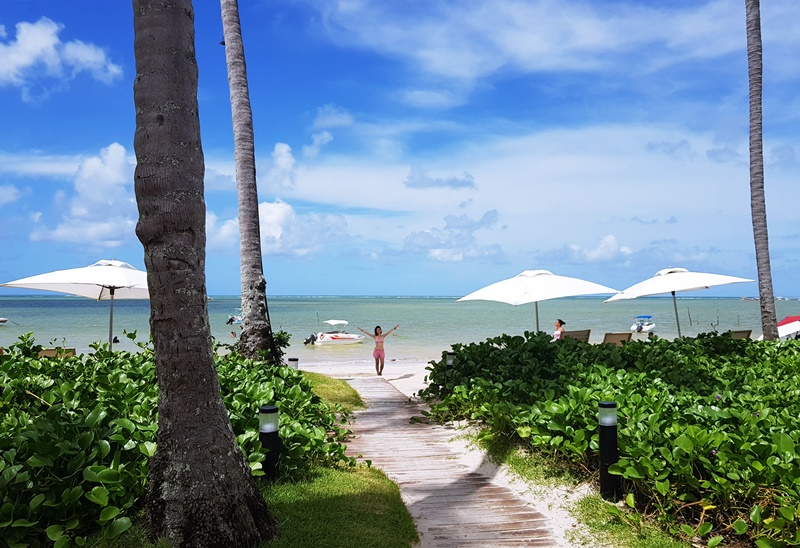 Resort All Inclusive em Maragogi - Alagoas