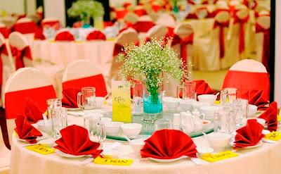 Kinh nghiệm chọn món ăn tiệc cưới sang trọng và ngon miệng