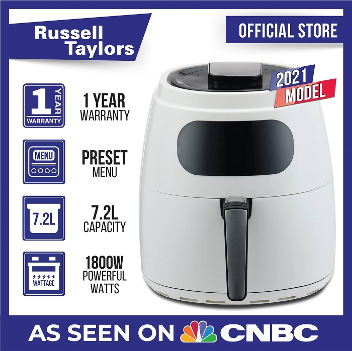 Russell Taylors XL Air Fryer 7.2L AF-74