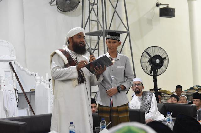Syeckh Muhammad Yasin Attari Al-Qadiri Kunjungi Dayah MUDI
